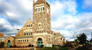 Obed And Isaac's Microbrewery Is Housed In A Gorgeous 1889 Church In Illinois