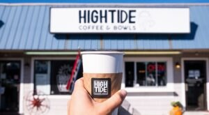Treat Yourself To A Delicious, Fresh, And Healthy Breakfast At High Tide In Fenwick Island, Delaware