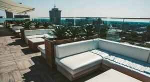 Sip Margaritas From The Highest Rooftop Bar In Richmond When You Visit Kabana In Virginia