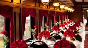 The Moonlit Train Ride At My Old Kentucky Dinner Train Will Give You An Evening To Remember