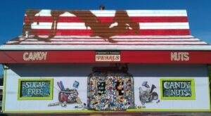 The Absolutely Whimsical Candy Store In Rhode Island, Pearls Will Make You Feel Like A Kid Again