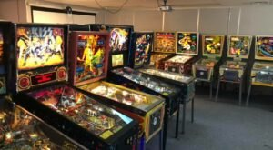Work On Your High Score At The Museum That's Home To The Largest Collection Of Pinball Machines In Idaho