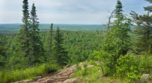 Climb 2,301 Feet Above Sea Level To Minnesota's Tallest Point, Eagle Mountain, For A Bird's-Eye View Of The North Shore