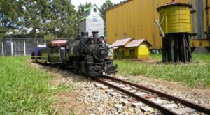 The North Dakota State Railroad Museum Is The Perfect Summer Destination For A Family Day Trip