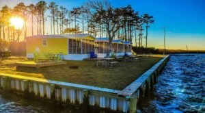 You'll Love The Accommodations And Activities At This Secluded Coastal Retreat In North Carolina's Outer Banks