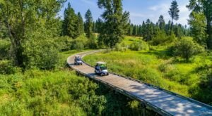 Named One Of The Top Golf Courses In The Country, Circling Raven In Idaho Is A Golf Destination Like No Other