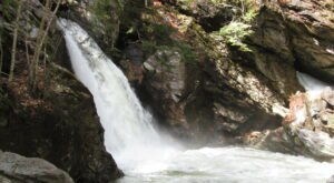 Cool Off This Summer With A Visit To These 7 Vermont Waterfalls