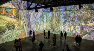 The Immersive Van Gogh Exhibit In Northern California Is One Of The Trippiest Things You'll Experience