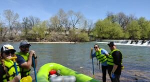 This Scenic Raft Trip Along The Boise River In Idaho Is A Relaxing Way To Spend An Afternoon