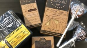 There's A New Chocolate Bar In Rhode Island, And It's Irresistible