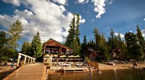This Lakeside Cabin Resort In Idaho Is Full Of Natural Beauty And Endless Amenities