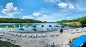 There's A Brand New Water Park At Tygart Lake State Park In West Virginia To Visit This Summer