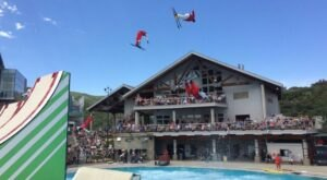 Don't Miss The Flying Ace All-Stars Freestyle Shows In Park City, Utah This Summer