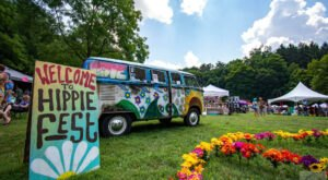 Check Out Hippe Fest, The Grooviest Festival In South Carolina This Year