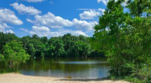 Hike Less Than Five Miles To This Spectacular Swimming Spot In Louisiana