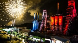 Musikfest In Pennsylvania Is One Of The Largest Music Festivals In The U.S.
