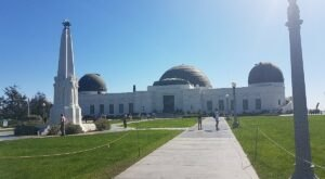 Head To The Griffith Observatory In Southern California To Explore The Sky For Free Through A Telescope