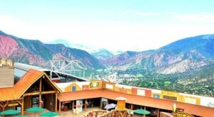 Colorado's Glenwood Caverns Adventure Park Is America's Only Mountain-Top Theme Park