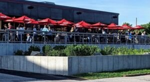 Sip Rhode Island Beer While Overlooking Narragansett Bay At This New Providence Brewery