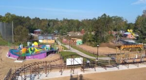 Wild Frontier Is An Underrated Michigan Amusement Park That's Tucked Away In The Woods