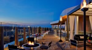 Enjoy Summertime Rooftop Dining And Drinks At VASO Atop AC Hotel Dublin In Ohio