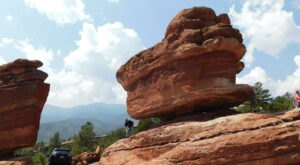 One Of Colorado's Most Iconic Rock Formations May Soon Collapse