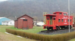 Explore Rowlesburg, A Small West Virginia Railroad Town Tucked In A Bend Of The Cheat River