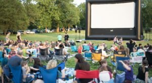 Enjoy The Beautiful Nashville Summer Nights With The City's Summer Movies In The Park
