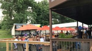 Enjoy Slow Cooked Meats, Homemade Sauce, And Live Entertainment At Old 30 BBQ In Ohio