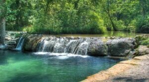 Enjoy The Ultimate Summer Day Swimming In The Natural Springs In Chickasaw National Recreation Area In Oklahoma