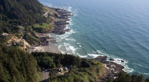 Cape Perpetua Is The Jaw Dropping And Easily Accessible Oregon Vista Everyone Should Visit