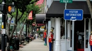 It's Official: North Carolina's Very Own Brevard Is One Of The Country's Best Small Towns To Visit This Year