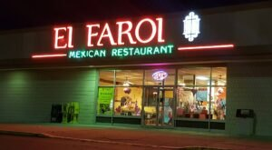 Make Sure To Come Hungry To Utah's Build-Your-Own Taco Restaurant, El Farol