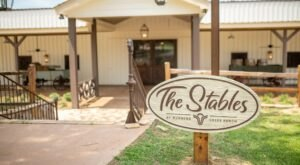 Nestled On A 1,000-Acre Cattle Ranch, The Stables In Mississippi Serves Up An Unforgettable Dining Experience