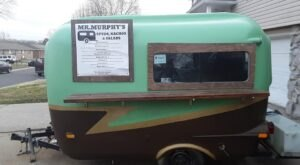 Fill Up With A Scrumptious, Made From Scratch Meal From Mr. Murphy's Stuffed Potatoes Food Truck In Missouri
