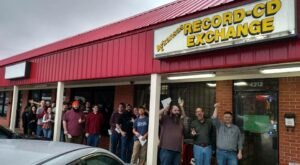 The Largest Vinyl Retailer In Arkansas Has More Than 100,000 Records