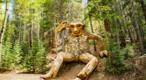 Summer Doesn't Begin Until You Hike To See This Gigantic Colorado Troll