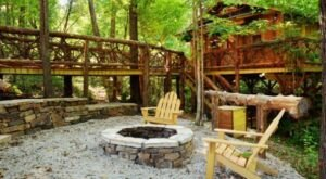 87Getaway Proves Eureka Springs Isn't The Only Treehouse Escape In Arkansas
