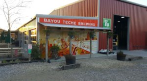 Hop to Bayou Teche Brewing Company For Handcrafted Beers and Yummy Pub Grub