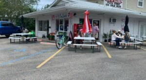 The Over-The-Top Treats At Ms. Mary's Old Town Snoballs In Mississippi Are Sure To Satisfy Sweet Tooths Of All Sizes