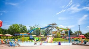 SOAKYa Water Park In Georgia Is High Flying Fun Right On A Lake