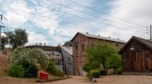 You Can Tour One Of America's First Power Stations At Folsom Powerhouse State Park In Northern California