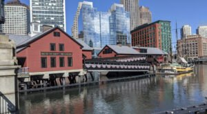 Have Your Very Own Boston Tea Party At The Historic Abigail's Tea Room In Massachusetts