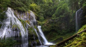 Washington's Panther Creek Falls Trail Leads To A Magnificent Hidden Oasis
