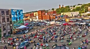 The Canal District Is One Of Massachusetts' Best Destinations For Shopping And Dining