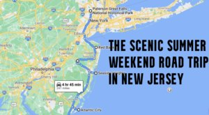 Drive To 7 Incredible Summer Spots Throughout New Jersey On This Scenic Weekend Road Trip