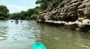Meander Along The Meramec River On An All-Day Float Trip With Old Cove Canoe & Kayak In Missouri