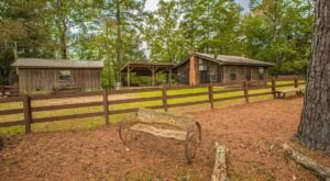 Get Lost In Nature At The Hideaway Cabins In Mississippi