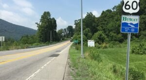 The Midland Trail In West Virginia Winds Through 180 Miles Of State History