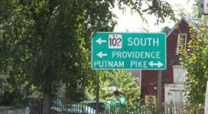 Hop In Your Car And Take State Route 102 For An Incredible 44-Mile Scenic Drive In Rhode Island
